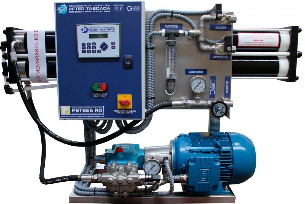 sea water compact system taboada