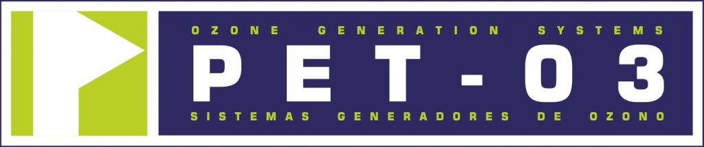 PET-O3 logo
