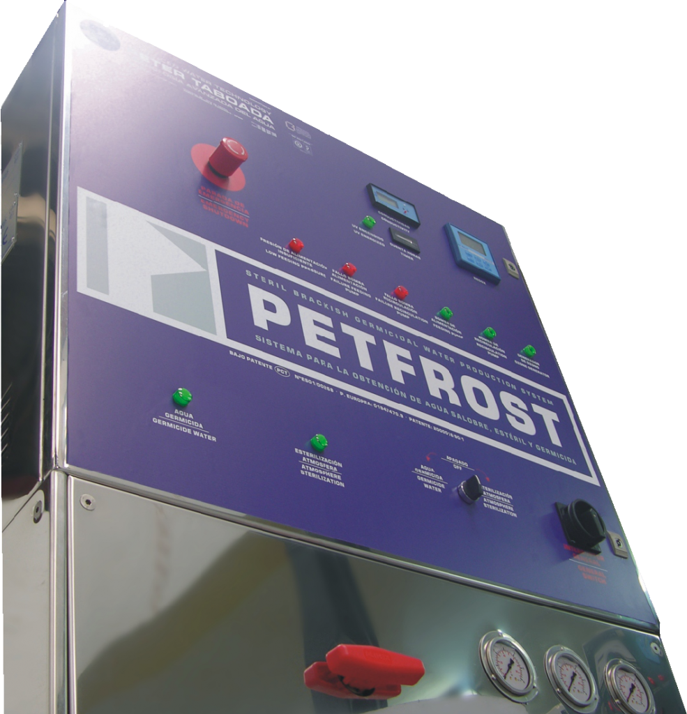 PETFROST System
