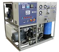 REVERSE OSMOSIS SYSTEM SPECIALLY DESIGNED ACCORDING TO MILITARY SPECIFICATIONS