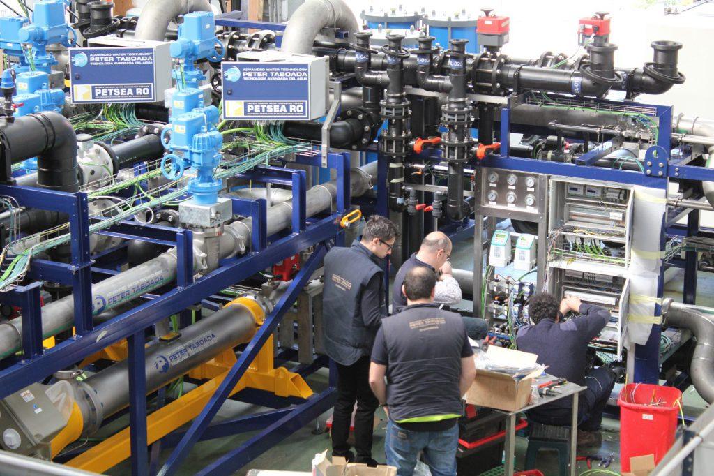 project harvest peter taboada water technologies