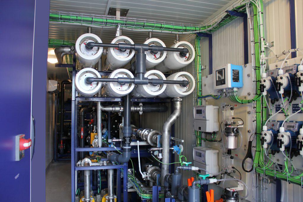 project iraq peter taboada water technologies