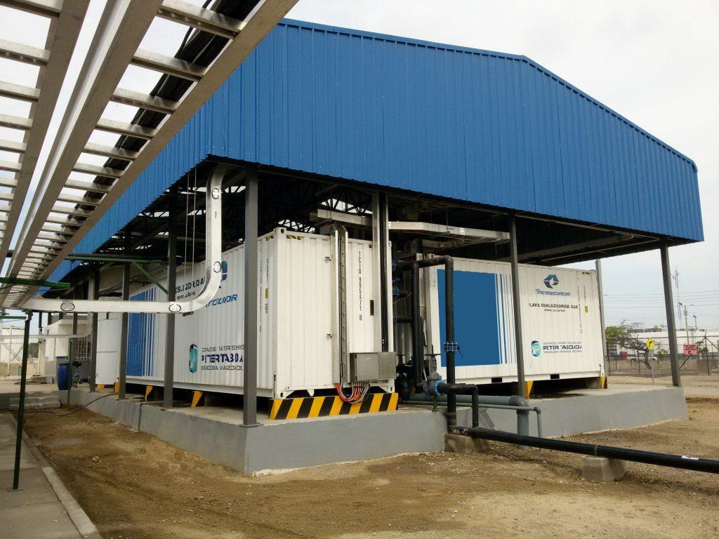 project refinery peter taboada water technologies