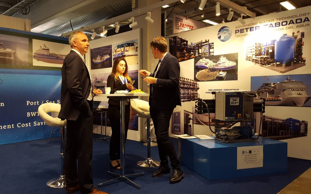 The NORSHIPPING – OSLO 19 exhibition has started
