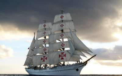 NRP Sagres Training Vessel