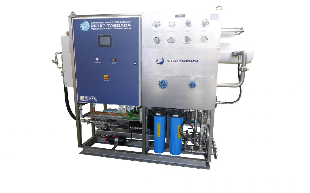 double pass reverse osmosis system