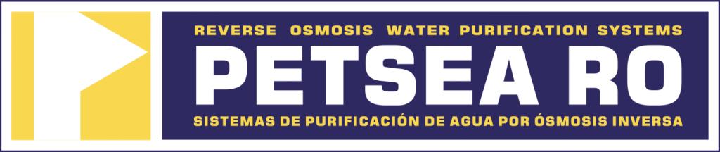 Logo PETSEA RO osmosis inversa