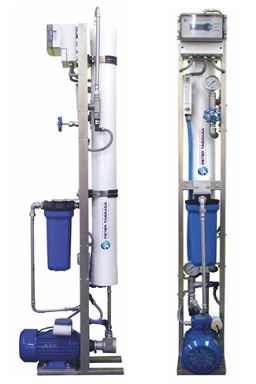 Tap Water ultra compacts