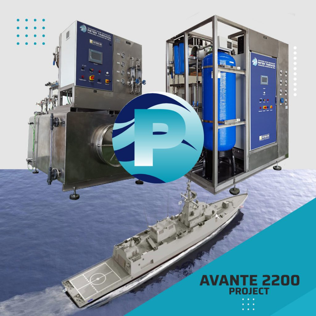 Avante 2200 Project