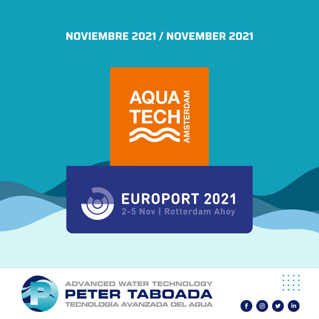 Aquatech and Europort 2021